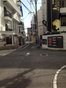 新神戸ラブホテル街1