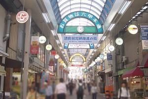 六甲本通商店街(suumoより引用)