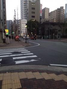 ワコーレ神戸三宮トラッドタワー 周辺道路