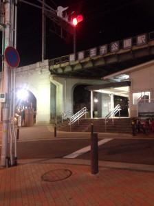 阪急「王子公園駅」