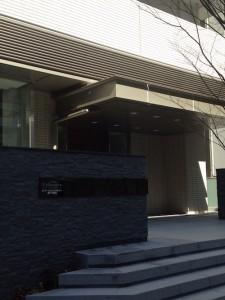 ジ・アーバネックスタワー神戸元町通_エントランス