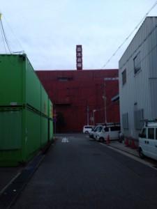 森本倉庫とトランクルーム