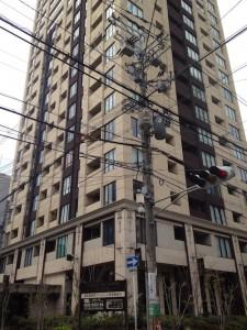 周辺マンション「アルグラットザタワー 心斎橋」