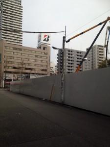 プレミストタワー大阪新町ローレルコート周辺