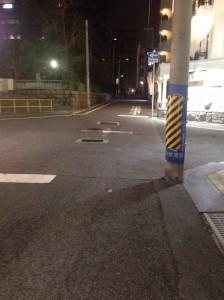 新神戸駅周辺ラブホテル街_22時頃