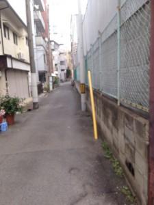 シティタワー梅田東_周辺