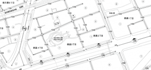 平成26年の都通2丁目の路線価