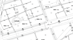 平成27年の都通2丁目の路線価