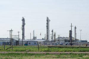 依然として工業が多い地域(イメージ)