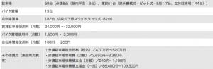 ワコーレ神戸三宮トラッドタワー 物件概要(引用:公式HP)