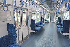 阪神電車車内(引用:公式HP)
