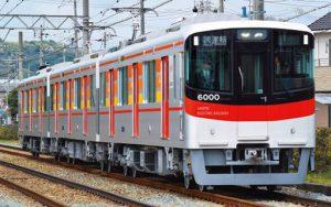 山陽電車6000系(引用:公式HP)
