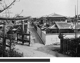 開発後の宅地