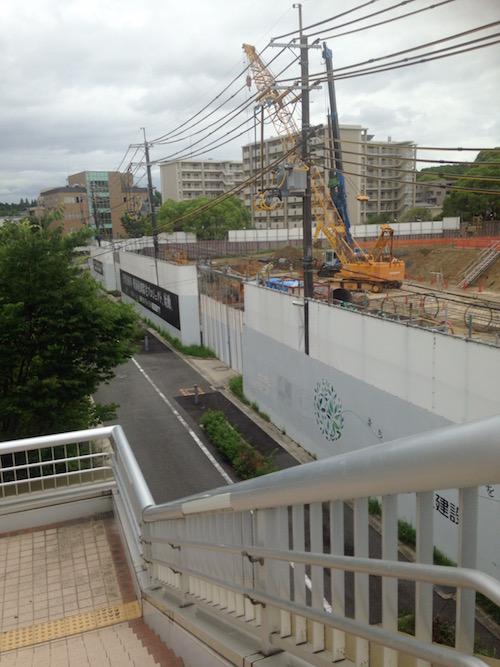 「(仮称)千里100年・駅前庭園邸宅プロジェクト」周辺
