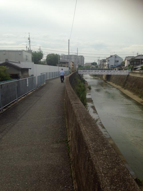 MIRAIMOプロジェクトの東側