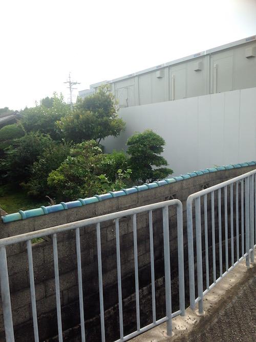 隣家との境界