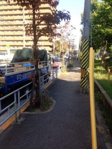 「野崎公園」周辺の駐車