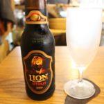 スリランカビール カフェうぇすたん