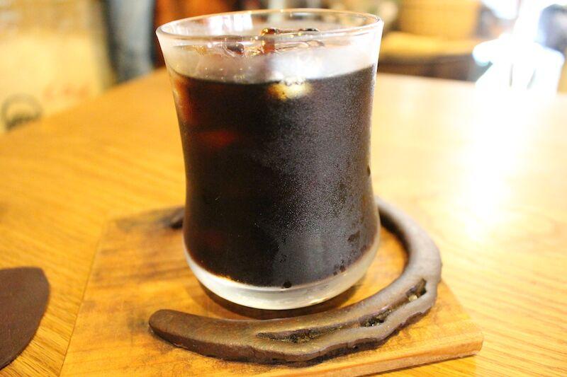コーヒー カフェうぇすたん